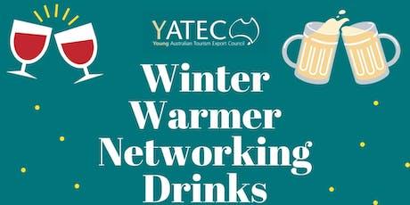 YATEC Winter Warmer - Networking Drinks tickets