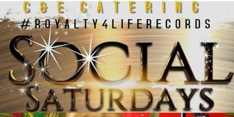 Social Saturdays NYC tickets