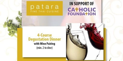 Fine dining for a great cause
