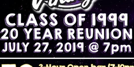 Niles North High School - Class of 1999 Reunion tickets