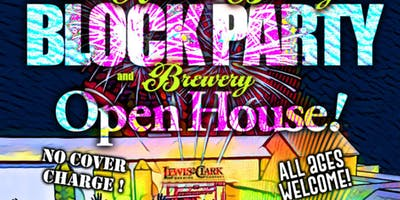 3rd Annual Brewery Block Party and Open House
