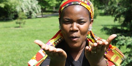 Dance Afrikana: Summer Dance Class Experience