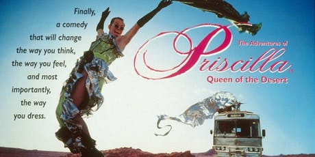 Priscilla, Queen of the Desert at Popcorn Roulette tickets