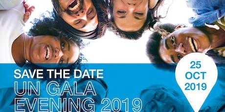 UN Day Gala Evening 2019 tickets