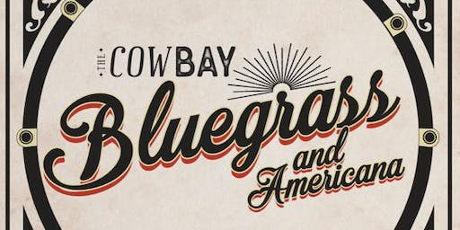 Bluegrass/Americana Night ft. The Jesse Janes & Cool Hand String Band