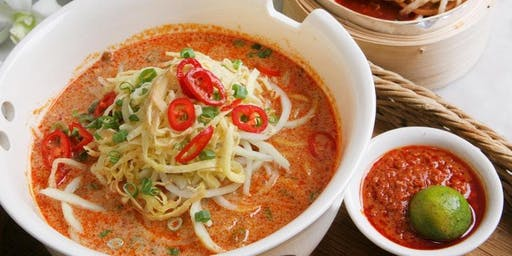 Lickety-Split LAKSA - with Wanitha