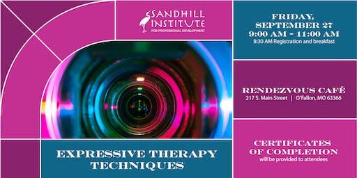 Expressive Therapy Techniques