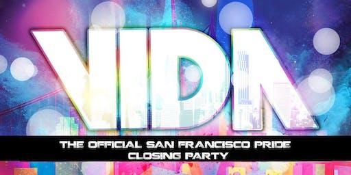 VIDA San Francisco Pride 2019