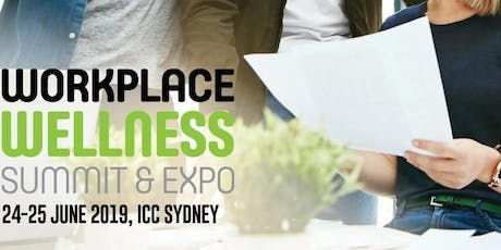 Workplace Wellness Expo 2019 tickets