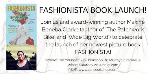 Fashionista Book Launch