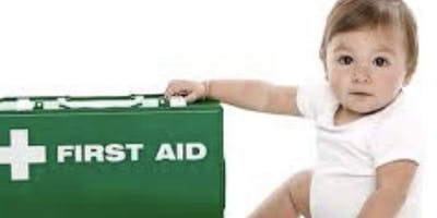 The Heart Beat Club. First Aid for Babies, Toddlers & Small Children
