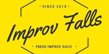 Improv Falls at Boss' tickets