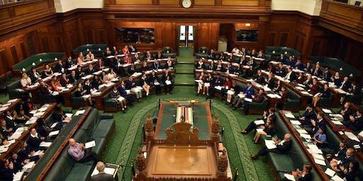 Central Queensland Region - Schools Constitutional Convention