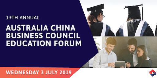 ACBC Vic: 13th Annual Education Forum