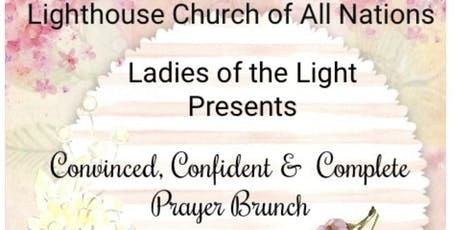 Ladies of The Light Annual Prayer Brunch tickets