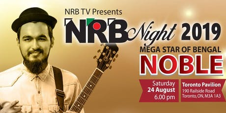 NRB Night with NOBLE tickets