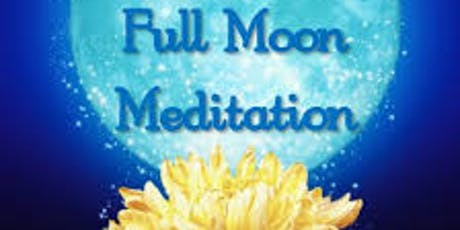 Mindfulness and Full Moon Meditation tickets