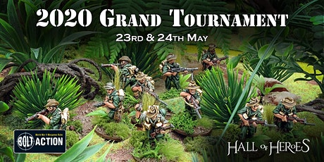 Bolt Action : 2020 Grand Tournament  tickets