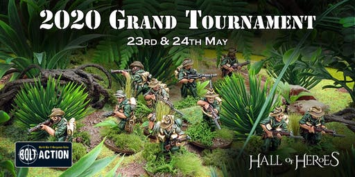 Bolt Action : 2020 Grand Tournament