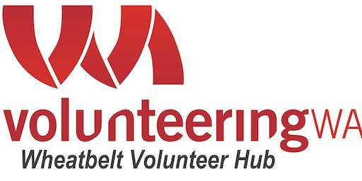Developing Volunteer Management Plans - Brookton