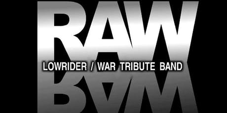 Raw with Brittany Nicole Flores, 4Play and Canned Boogie tickets