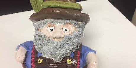 Let's Make Gnomes!! Halstad tickets