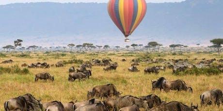 Balloon Safaris in Masai Mara - Kenya tickets