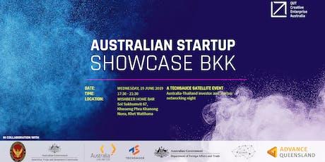 Australian Startup Showcase BKK tickets