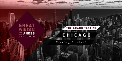 Great Wines of the Andes 2019: The Grand Tasting Chicago with James Suckling