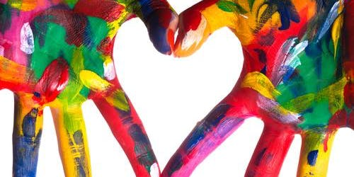 Opening YOUR Heart to Heal, A Paint Your Essence Workshop