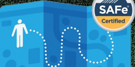 "Leading SAFe 4.6 Agile Training & Certification Exam - ""Agilist"" tickets"