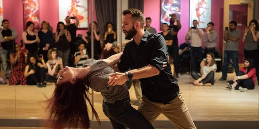 Advanced Zouk Fundamentals & Variations (Level 3.5): 8-Week Series