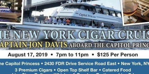 The New York Cigar Cruise