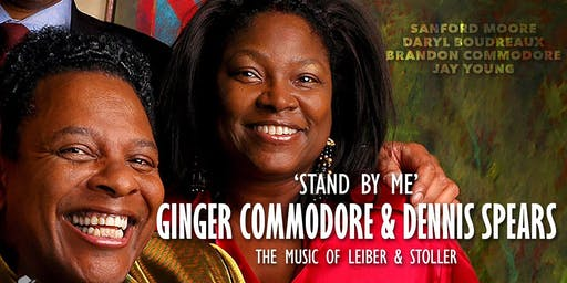 Ginger Commodore and Dennis Spears - Stand By Me
