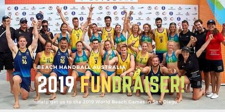 2019 World Beach Games Fundraiser for the Aussie Men tickets