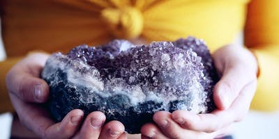 Crystals and Yoga