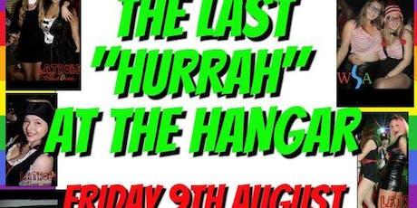 Last Hurrah tickets