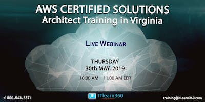 AWS Certified Solutions Architect Training in Virginia – Demo