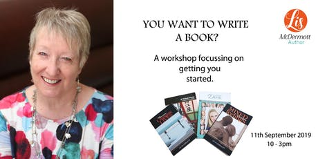 You want to write a book? tickets