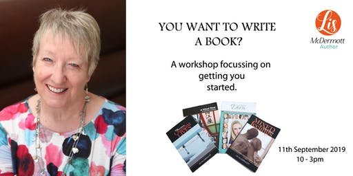 You want to write a book?