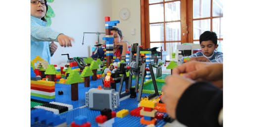 LEGO Masters - Session 4 (5 to 12 years)