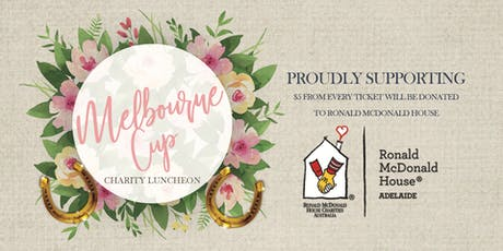 Melbourne Cup Charity Lunch tickets