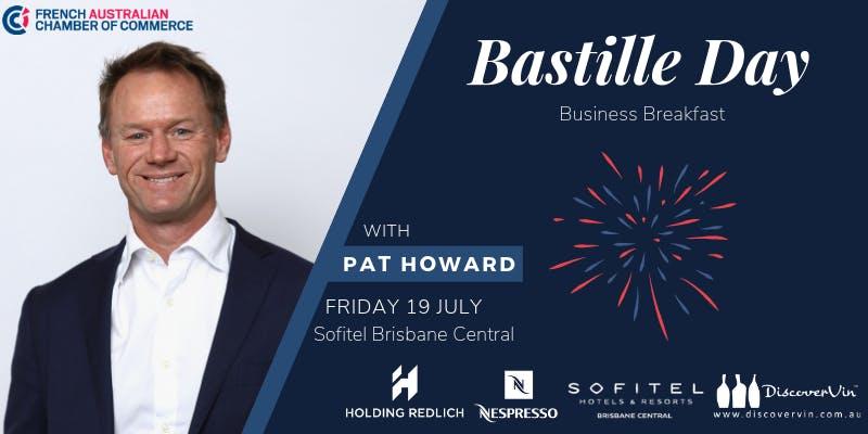 QLD   2019 Bastille Day Business Breakfast @ Sofitel Central Brisbane