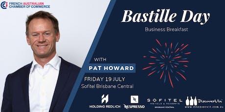 QLD | 2019 Bastille Day Business Breakfast @ Sofitel Central Brisbane  tickets