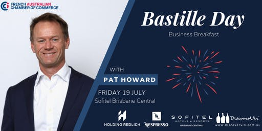 QLD | 2019 Bastille Day Business Breakfast @ Sofitel Central Brisbane
