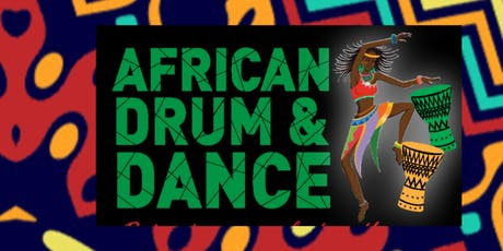 African Drum & Dance Workshop tickets