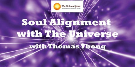 Soul Alignment with the Universe tickets