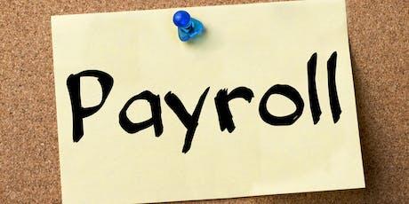 2019 Payroll Tax Annual Reconciliation (Parramatta) tickets