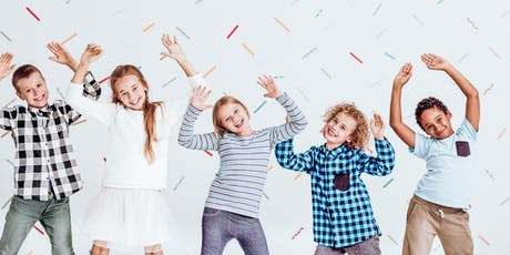 I Like to Move, Move It! (5 to 12 years) at Constitution Library  tickets