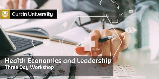 Health Economics  and Leadership: 3 Day Workshop